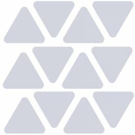 """Набор термоаппликаций световозвращающих """"Треугольники"""""""